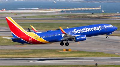 N8547V - Boeing 737-8H4 - Southwest Airlines