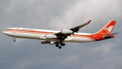 4R-ADA - Airbus A340-311 - AirLanka