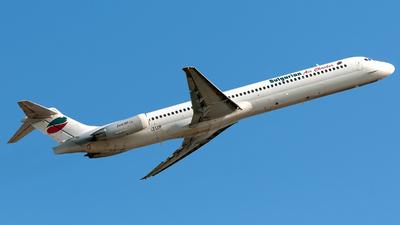 LZ-LDP - McDonnell Douglas MD-82 - Bulgarian Air Charter (BAC)