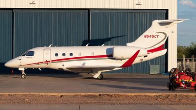 N545CT - Embraer EMB-545 Praetor 500 - Private