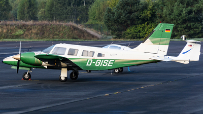 D-GISE - Piper PA-34-200T Seneca II - Private