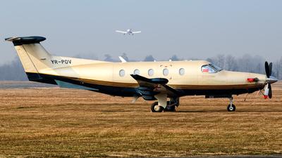YR-PDV - Pilatus PC-12/47E - Private