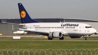 D-ABIT - Boeing 737-530 - Lufthansa