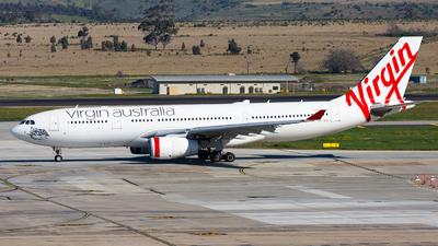VH-XFG - Airbus A330-243 - Virgin Australia Airlines