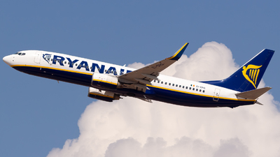 A picture of EIDHG - Boeing 7378AS - Ryanair - © Ismael Lopez - PMI Plane Spotting