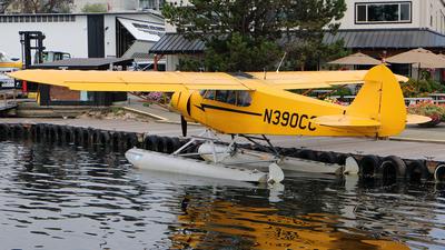 N390CC - Piper PA-18-150 Super Cub - Kenmore Air