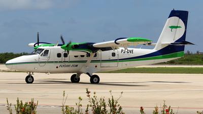 PJ-DVE - De Havilland Canada DHC-6-300 Twin Otter - Divi Divi Air