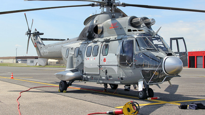 HB-ZKN - Eurocopter AS 332C1 Super Puma - Heli TV