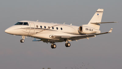 OK-GLX - Gulfstream G200 - Private