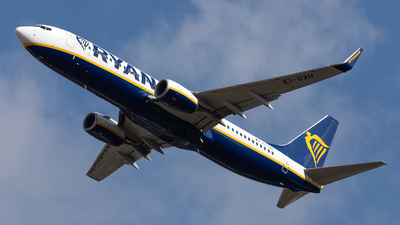EI-GXH - Boeing 737-8AS - Ryanair