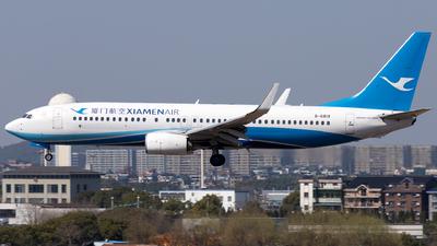 A picture of B6819 - Boeing 73785C - Xiamen Air - © XPHNGB