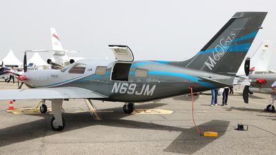 N69JM - Piper PA-46-M600 SLS - Private