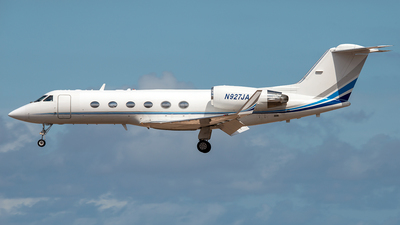 N927JA - Gulfstream G-IV(SP) - Private