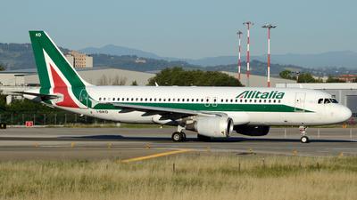 A picture of IBIKO - Airbus A320214 - Alitalia - © Donato Bolelli