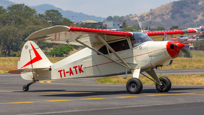 TI-ATK - Piper PA-22-150 Tri-Pacer - Private