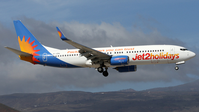 A picture of GJZHL - Boeing 7378MG - Jet2 - © Alfonso Solis