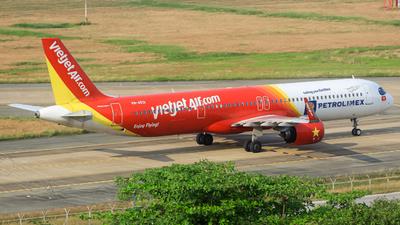VN-A531 - Airbus A321-271NX - VietJet Air