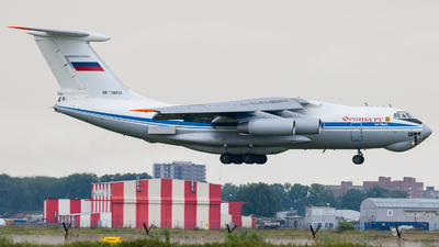 RF-78813 - Ilyushin IL-76MD - Russia - Air Force