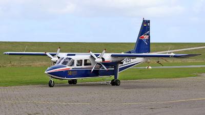 D-IEST - Britten-Norman BN-2B-26 Islander - FLN - Frisia-Luftverkehr Norddeich