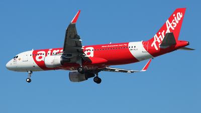 9M-AJJ - Airbus A320-216 - AirAsia