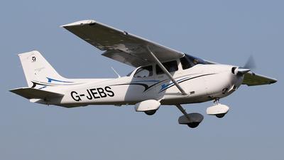 G-JEBS - Cessna 172S Skyhawk SP - Private