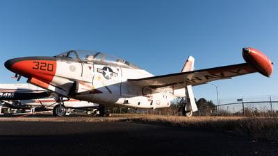 158320 - Rockwell T-2C Buckeye - United States - US Navy (USN)