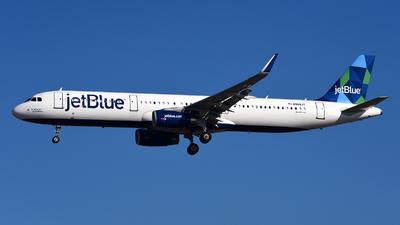 N968JT - Airbus A321-231 - jetBlue Airways