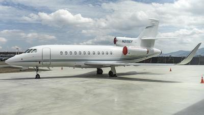 N215EF - Dassault Falcon 900LX - Private