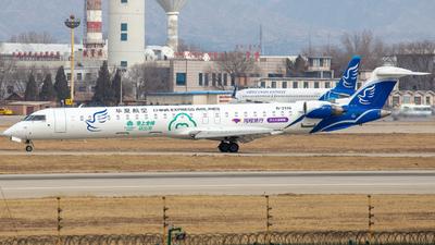 B-3118 - Bombardier CRJ-900LR - China Express Airlines