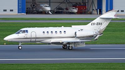 ES-ERX - Raytheon Hawker 850XP - Fort Aero