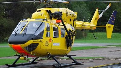 D-HDPS - MBB BK117B-2 - ADAC Luftrettung