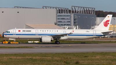 D-AVZZ - Airbus A321-271N - Air China