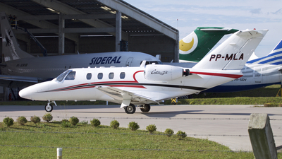 PP-MLA - Cessna 525 Citationjet CJ1 - Private