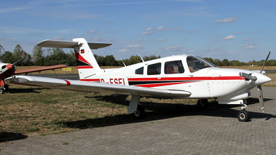 D-ESEL - Piper PA-28RT-201T Turbo Arrow IV - Private