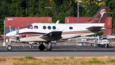 N95PC - Beechcraft C90A King Air - Private