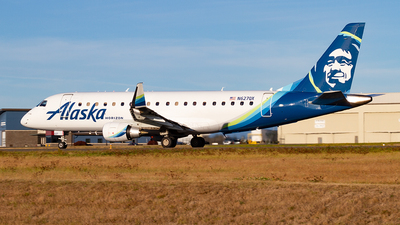 N627QX - Embraer 170-200LR - Alaska Airlines (Horizon Air)