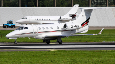 CS-PHH - Embraer 505 Phenom 300 - NetJets Europe