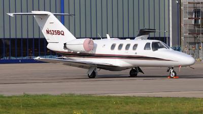 N525BQ - Cessna 525 CitationJet 1 - Private