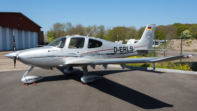 D-ERLS - Cirrus SR22-GTS G3 - Private
