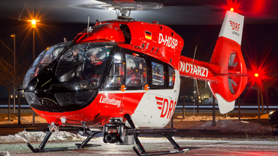 D-HDSP - Airbus Helicopters H145 - DRF Luftrettung