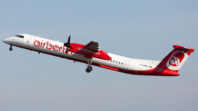 D-ABQL - Bombardier Dash 8-Q402 - Air Berlin (LGW Luftfahrtgesellschaft Walter)