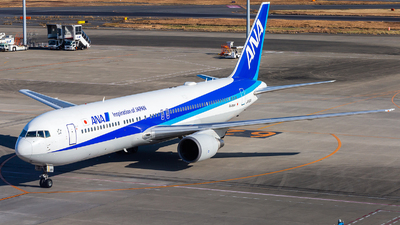 JA610A - Boeing 767-381(ER) - All Nippon Airways (ANA)