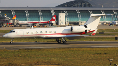 N550TY - Gulfstream G-V(SP) - Private