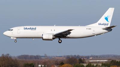 A picture of TFBBN - Boeing 7374B3(SF) - Bluebird Nordic - © Matteo Lamberts