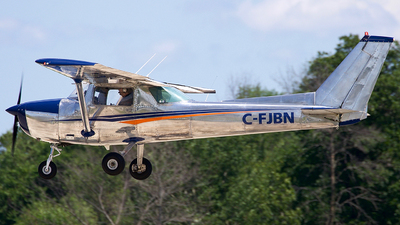 C-FJBN - Cessna 150M - Private