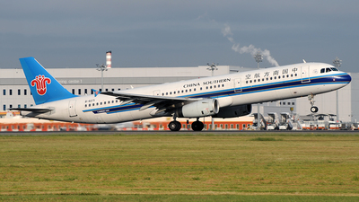 B-6271 - Airbus A321-231 - China Southern Airlines