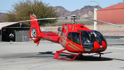 N893PA - Eurocopter EC 130B4 - Papillon Grand Canyon Helicopters
