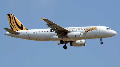 9V-TRG - Airbus A320-232 - Tiger Airways