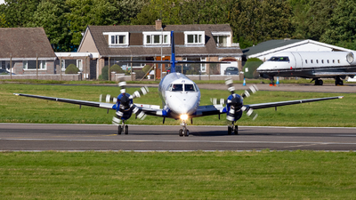 G-MAJT - British Aerospace Jetstream 41 - Eastern Airways