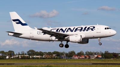 OH-LVK - Airbus A319-112 - Finnair